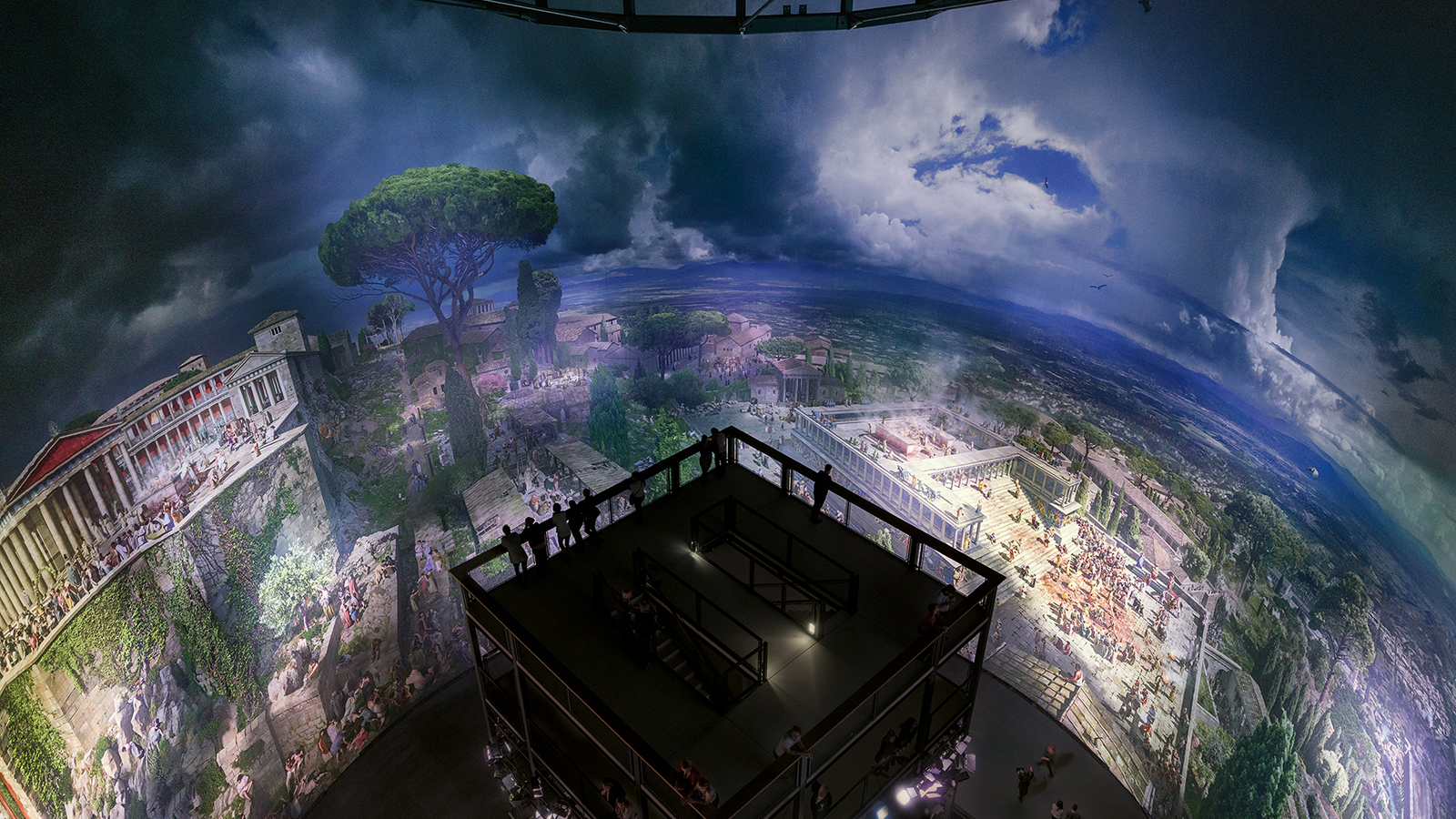 2020 Conversations - Pergamon Panorama